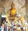 """Merit experience trip with """"9 Sacred Temples by Cruise"""" tour program"""